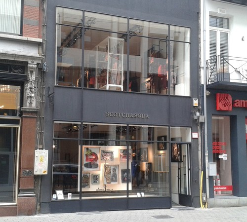 Scotch & Soda - Antwerpen