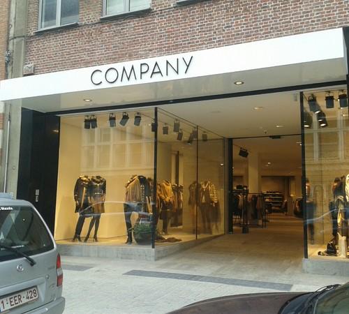 Company - Antwerpen