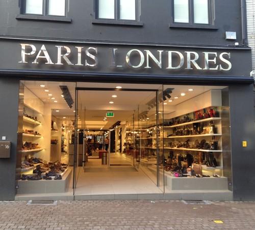 Paris Londres - Hasselt