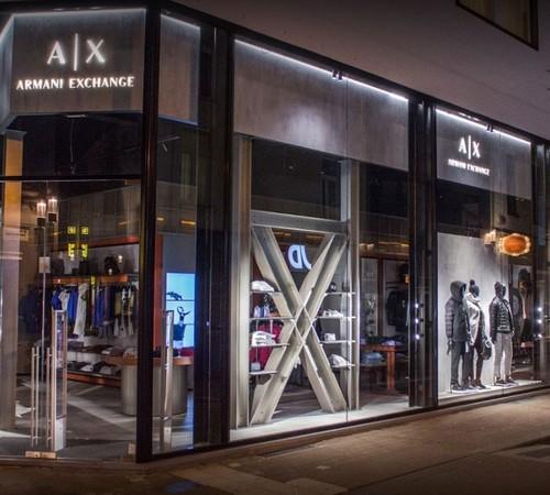 Armani Exchange - Hasselt